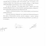 Oświadczenie ws Święta Niepodległości 11.11.2015r. wWadowicach