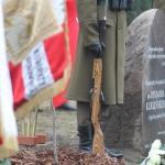 Pamiątkowy obeliks pułkownika Ryszarda Kuklinskiego wZakręcie - fot.Seweryn Sołtys