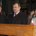 Posłowie Ziemi Wadowickiej iPrzewodniczący NSZZ Slidarność zWadowic 11.11.2015r.