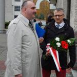 Poseł drhab. Jóżef Brynkus iMichał Siwiec-Cielebon