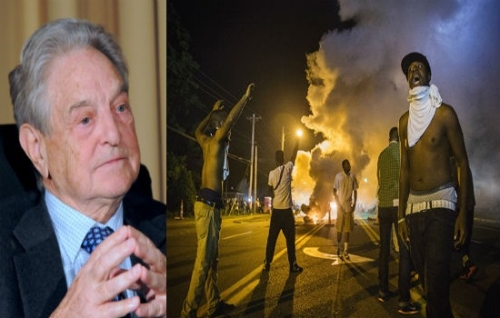 George-Soros-Ferguon-Riots