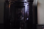 Krzemieniec, kościół parafialny, konfesjonał - fot.Piotr Mazur