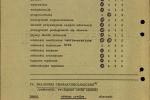 Piotr Wroński - opinia zKjekut poszkoleniu str. 2 - teczka IPN