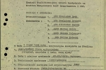 Piotr Wroński - prtokuł naboru nastudium podyplomowe cz.1 - teczka IPN