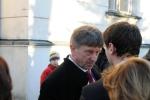 Prezydent Otwocka Zbigniew Szczepaniak kłóci się zPrzewodniczącym Rady Miasta