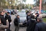 Prezydent Otwocka Zbigniew Szczepaniak najechał namieszkańców