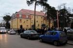 Prezydent Otwocka Zbigniew Szczepaniak wjechał wmieszkanców