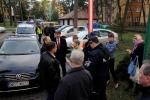 Prezydent Otwocka spisywany przezPolicję
