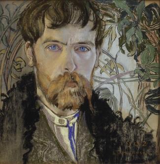 Stanisław Wyspianski Autoportret