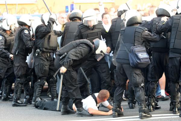 Policyjna akcja Widelec