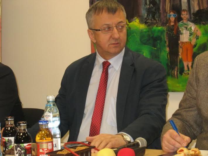 Poseł naSejm Józef Brynkus zWadowic (fot.Rajmund Pollak)