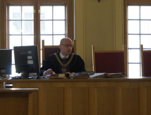 Sędzia Michał Fijałkowski powinien odpowiadać dyscyplinarnie