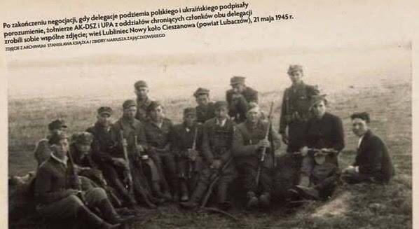 Zdjęcie żołnierzy