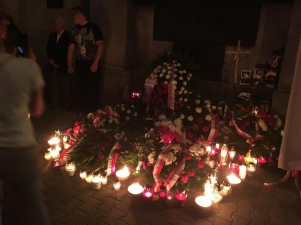 Dziś naRakowieckiej o21:30 brakowało Zofii Pileckiej-Optułowicz