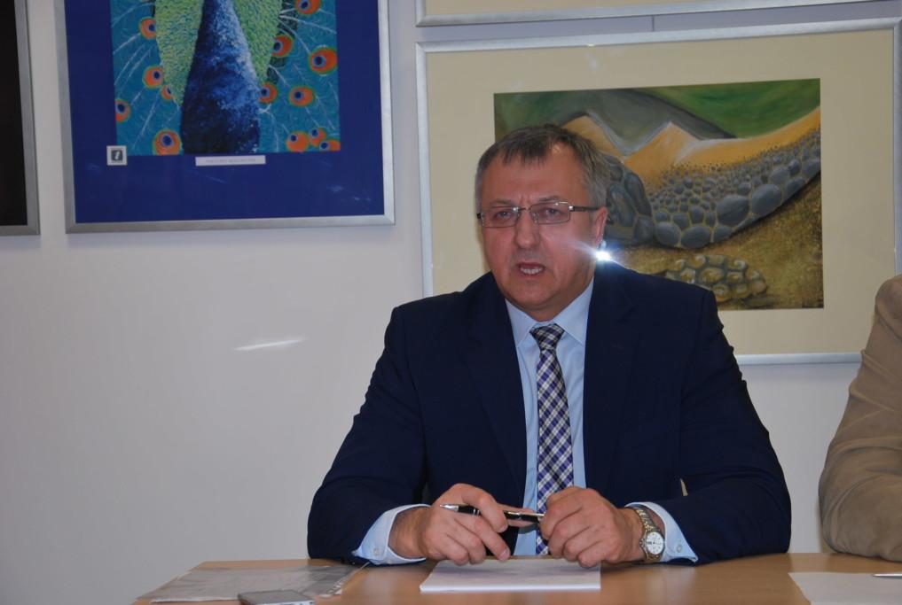 Poseł Kukiz'15 drhab. prof.UP Józef Brynkus
