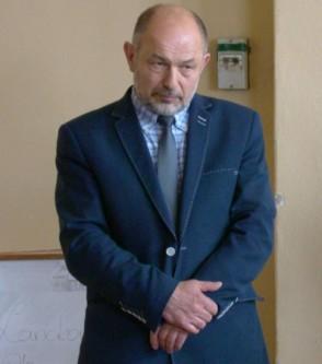 Wójt Gminy Lanckorona Tadeusz Łopata