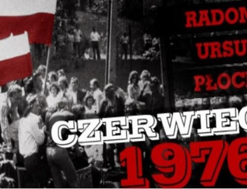 Sejm RP oddaje hołd ofiarom czerwca 1976 roku wRadomiu, Ursusie