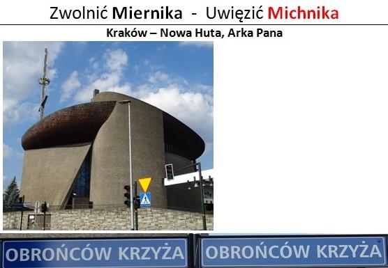 Kartka dla Zygmunta Miernika