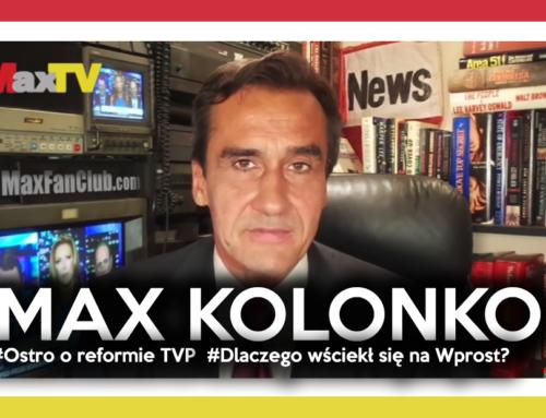 MaxKolonko ostro oreformie TVP. Dlaczego wściekł się naWprost?