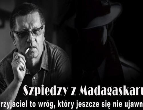 """Piotr Wroński: """"Panika"""" wNiemczech, """"Olin"""" itrochę okontrwywiadzie"""