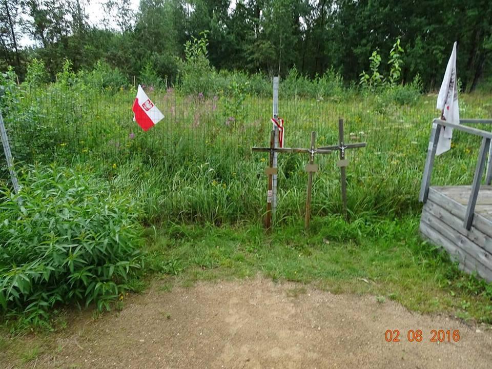 Smoleńsk, miejsce zamachu z10.04.2010r.