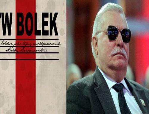 """Lech Zborowski – zpierwszej kadrowej czyli Wolnych Związków Zawodowych Wybrzeża – napisał """"List doTW Bolka"""""""