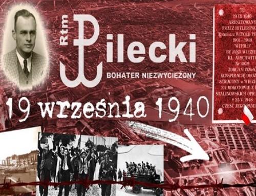 Rotmistrz Witold Pilecki Bohater Niezwyciężony