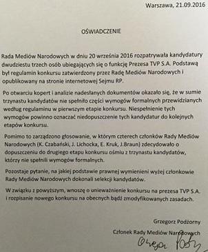 oswiadczenie-podzornego-ws-konkursu-na-prezesa-tvp