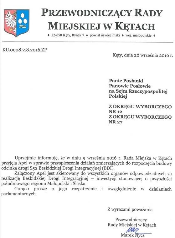 pismo-do-poslow-z-okregu-przewodniczacego-rady-miejskiej-w-ketach-ws-bdi
