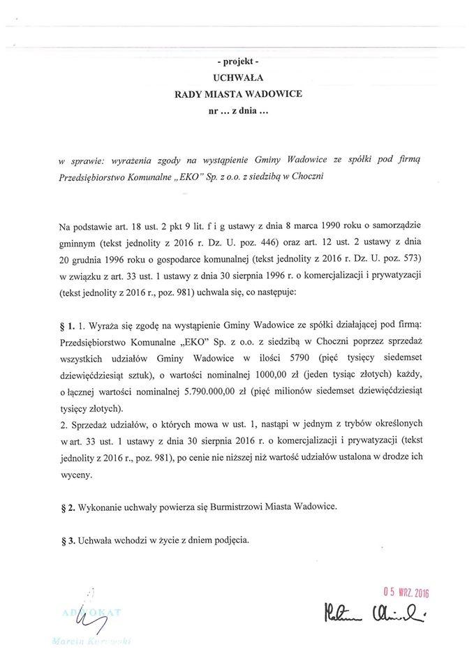 projekt-uchwaly-rady-miejskiej-ws-wystapienia-gminy-ze-spolki-eko