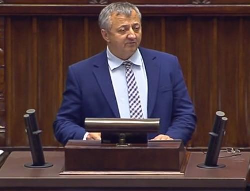 Poseł Brynkus: PiS kompromituje się projektem polsko-ukraińskiej deklaracji
