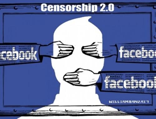 Cenzura nafacebooku c.d.