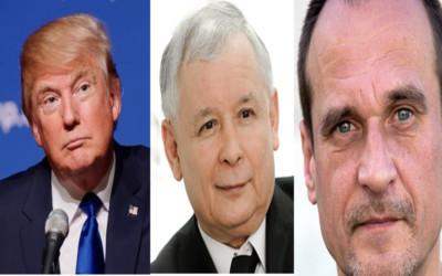 Co łączy Trumpa, Kaczyńskiego i Kukiza?! Polacy odkryli to jako pierwsi na Świecie!