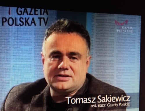 T. Sakiewicz iKluby Gazety Polskiej
