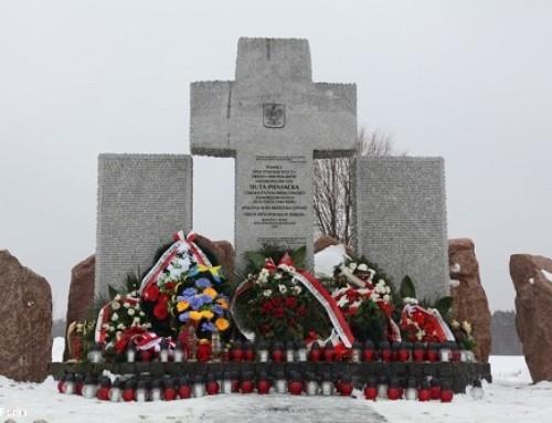 Ukraińska Ambasada rzekomo nie wie kto dokonał zbrodni wHucie Pieniackiej!