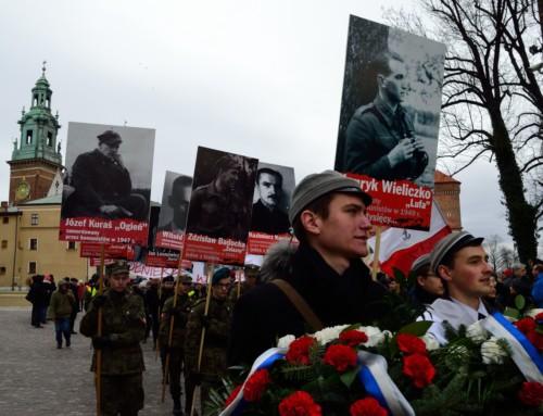 Narodowy Dzień Pamięci Żołnierzy Wyklętych A.D. 2017 naWawelu