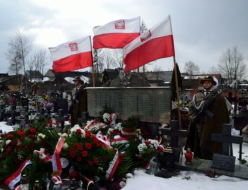 """70. rocznica śmierci  Józefa Kurasia """"Ognia"""""""