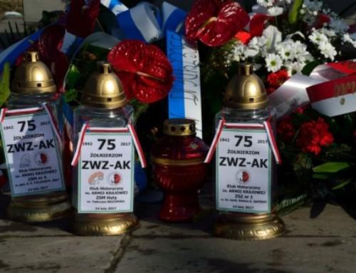 75. rocznica AK podWawelem