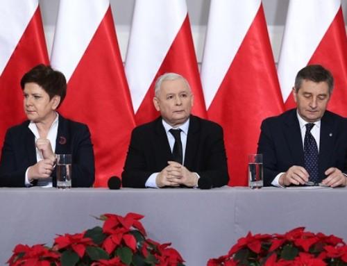 Apel doPremier Szydło iSejmu wsprawie nowelizacji ustawy odziałaczach opozycji antykomunistycznej