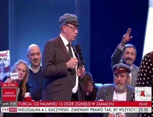 Magda Kośny: Żałuję, żewmrozie pomagałam Miernikowi, gdyon siedział wciepłej celi