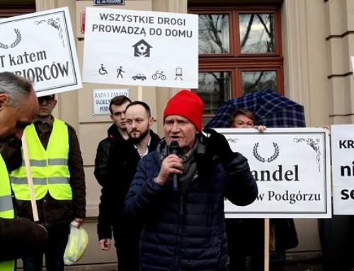 Łenczyński publikuje pierwszy dokument obciążający krakowski ziKIT