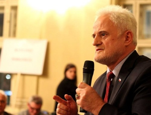 Wojewoda MAŁOPOLSKI Józef Pilch wkontrze doZIKiT Kraków: Wmieście rządzi Prezydent, co nie oznacza, żemoże łamać prawo!