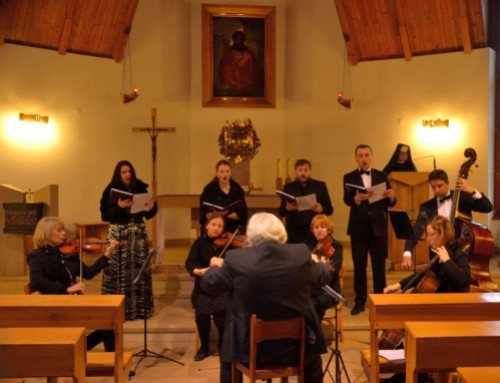 Oratorium naRok św.Brata Alberta