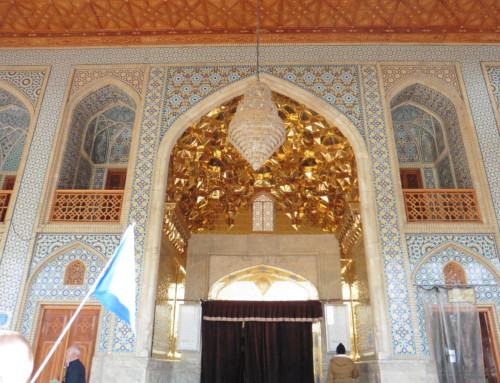 Emiraty Arabskie iIran cz 6