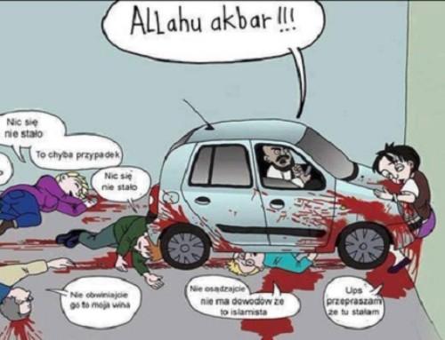Naprawdę wierzycie, żeto wimię Allaha?