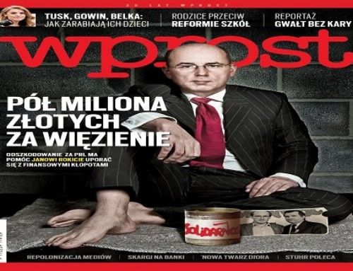 """Tygodnik """"Wprost"""" skrzywdził niepełnosprawną zgwałconą Małgosię"""