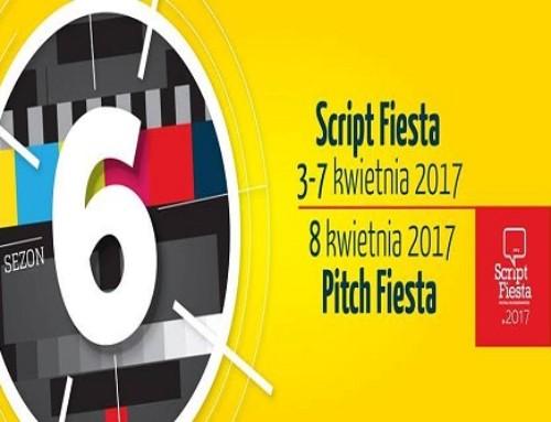 Script Fiesta. Wielki festiwal scenarzystów!