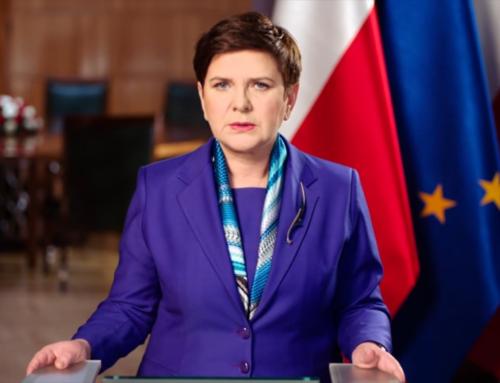 Premier Beata Szydło: Polska potrzebuje Europy tak samo mocno, jak Europa potrzebuje Polski