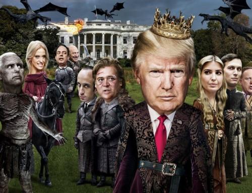 Czy waszyngtońskie bagno pochłonie Trumpa?