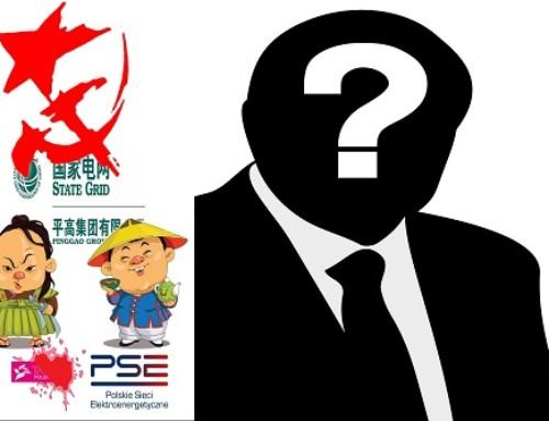 """Manipulacje podnapięciem – kto jest dwutorowym słupem dla Chińczyków? Pinggao """"na wnuczka""""?"""